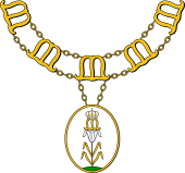 Lily of Navarre-Collar (Spain)