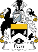 English Coat of Arms for Peers