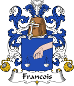 Coat of Arms from France for Francois I