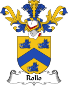 Coat of Arms from Scotland for Rollo