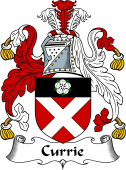 Scottish Coat of Arms for Currie
