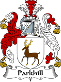 Scottish Coat of Arms for Parkhill