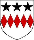 Coat of Arms from France for Bushnell