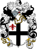 English or Welsh Coat of Arms for Eccleston (Eccleston, Lancashire)