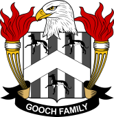 American Coat of Arms for Gooch