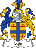 Scottish Coat of Arms for Lyle or Lyall