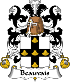 Coat of Arms from France for Beauvais