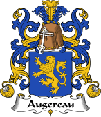 Coat of Arms from France for Augereau