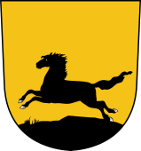 Swiss Coat of Arms for Rossberg
