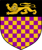 Coat of Arms from France for Alfred