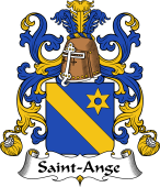 Coat of Arms from France for Saint-Ange