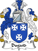 Scottish Coat of Arms for Duguid