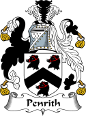 English Coat of Arms for Penrith