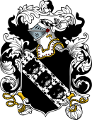 English or Welsh Coat of Arms for Kemble (Lamborne, Berkshire)