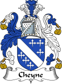 Scottish Coat of Arms for Cheyne