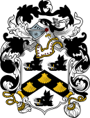 English or Welsh Coat of Arms for Bowles