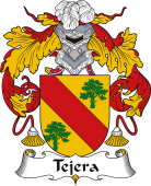 Spanish Coat of Arms for Tejera