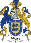 English Coat of Arms for Ware