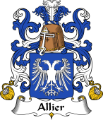 Coat of Arms from France for Allier