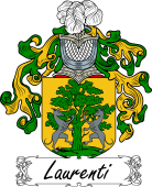 Araldica Italiana Italian Coat of Arms for Laurenti