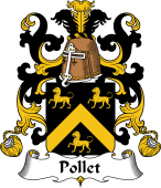 Coat of Arms from France for Pollet