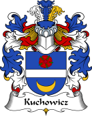Polish Coat of Arms for Kuchowicz
