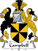 Scottish Coat of Arms for Campbell