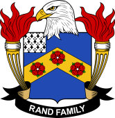 American Coat of Arms for Rand