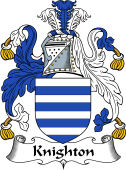 English Coat of Arms for Knighton