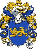 English or Welsh Coat of Arms for Dorchook