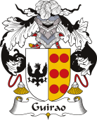 Spanish Coat of Arms for Guirao or Guirado