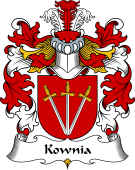 Polish Coat of Arms for Kownia