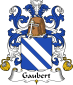 Coat of Arms from France for Gaubert