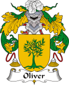 Spanish Coat of Arms for Oliver
