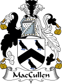 Irish Coat of Arms for MacCullen
