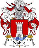 Portuguese Coat of Arms for Nobre