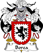 Spanish Coat of Arms for Borea