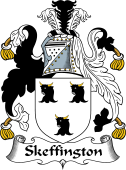 English Coat of Arms for Skeffington