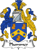English Coat of Arms for Plummer