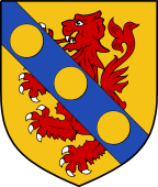Coat of Arms from France for Buckingham