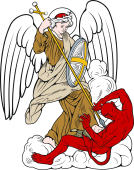 angel michael clipart - photo #32