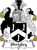 English Coat of Arms for Shrigley