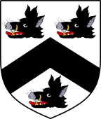 Coat of Arms from France for Agard