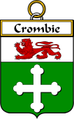 Irish Badge for Crombie