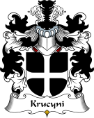 Polish Coat of Arms for Krucyni