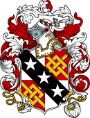 English or Welsh Coat of Arms for Elford (Ref Berry)