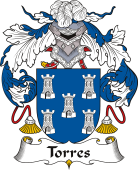 Spanish Coat of Arms for Torres