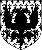 Irish Family Shield for O'Murtaugh or O'Moriarty