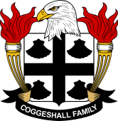American Coat of Arms for Coggeshall