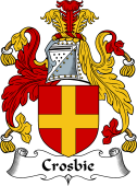Scottish Coat of Arms for Crosbie